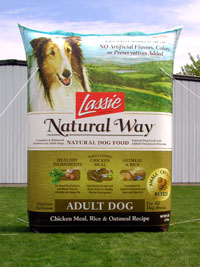 Lassie Natural Way Dog Food